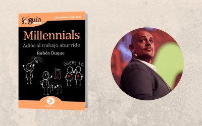 Ya está a la venta el 'GuíaBurros: Millennials'