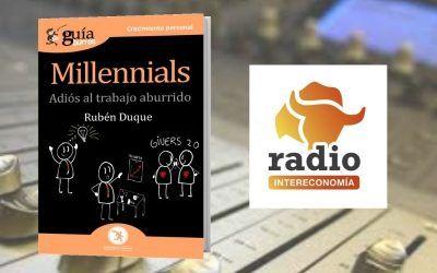 Rubén Duque presenta su libro en 'Antes de que amanezca'